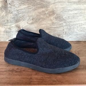ALLBIRDS Wool Slip On Loungers Natural Black Sz 9